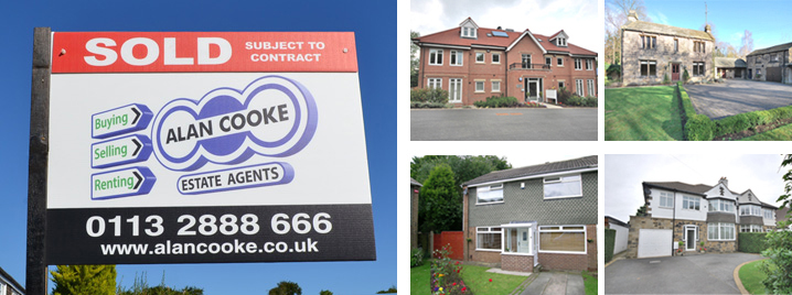 About Alan Cooke Estate Agents
