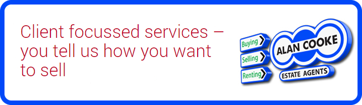 Client focussed services � you tell us how you want to sell