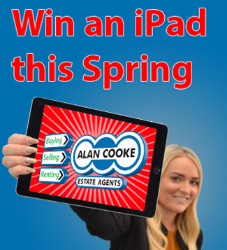 Alan Cooke Estate Agents and Lettings  Leeds - iPad Competition