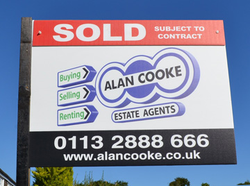 Selling with Alan Cooke Estate Agents